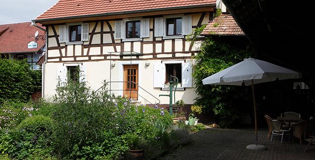 Haus und Garten | maison et jardin | Chat au Grumbach